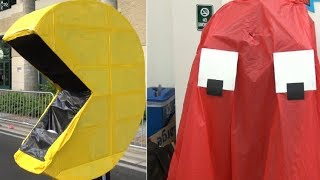 Pac-Man and Ms. Pac-Man | The Ghosts  | Costume | Cosplay