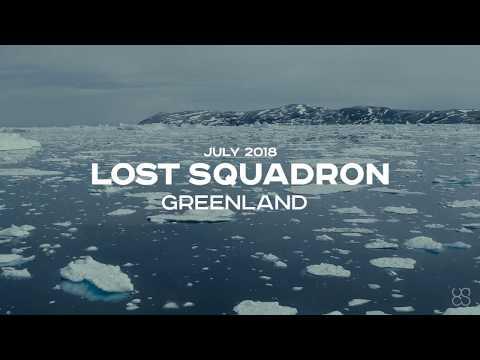 Lost WWII warplane found entombed in glacier