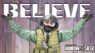 I MANIFESTED THIS! - Rainbow Six Siege