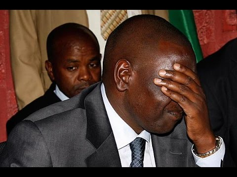 "William Ruto Rejected By Kalenjins:""After Uhuru itakue Gideon Moi President. DP Ruto Anamangamanga."""
