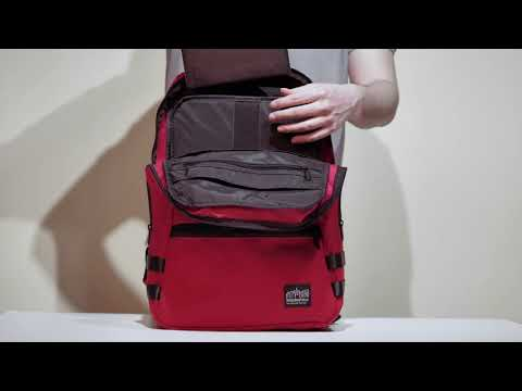 Manhattan Portage Skillman Backpack