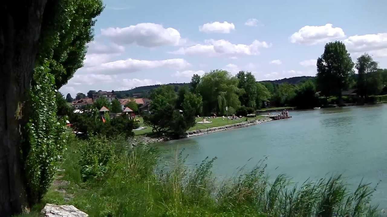 Cudrefin Lake Neuchatel Switzerland Youtube