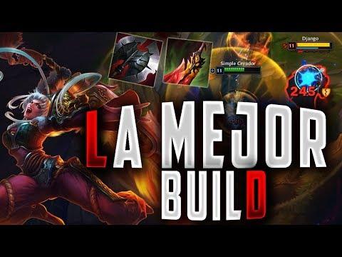 ¡LA BUILD DE LAS CURACIONES! | TANQUEO Y DAÑO INSANO | Riven Top