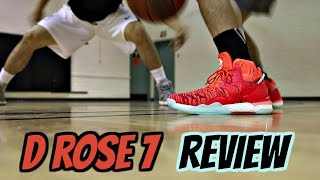 Video Adidas D Rose 7 Boost Performance Review! download MP3, 3GP, MP4, WEBM, AVI, FLV Agustus 2018