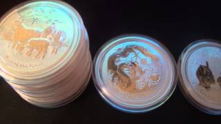 Investing in Collectible Bullion & Numismatics