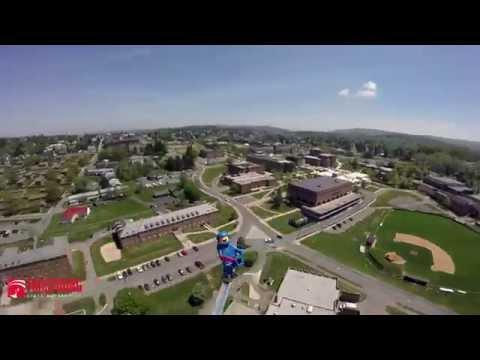 Frostburg State University From The Sky