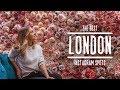 The BEST Instagram Spots In LONDON | Roam For The Gram