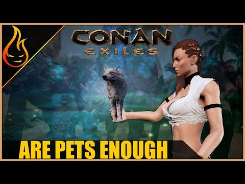 Will The Pet Update Save Conan Exiles