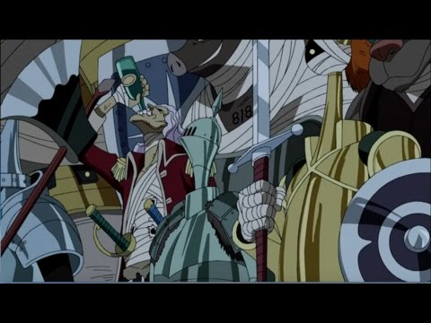 One Piece - Zombie Generals (Captain John)