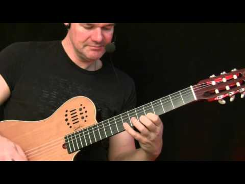 Guitar Lesson - Dramatic Spanish Suite ( Flamenco Style )