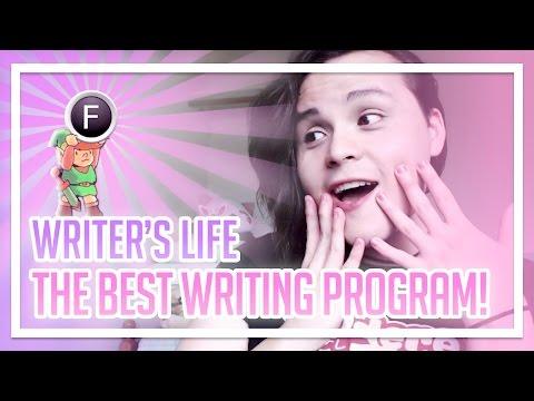 The BEST Writing Program! ✦ Writer's Life Vlogs
