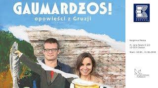 Gaumardżos! - Marcin Meller w Książnicy Polskiej, Olsztyn 11.06.2018