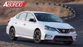 Nissan presenta a su deportivo económico el Sentra NISMO 2017