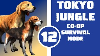 Let's Play Tokyo Jungle Co-op (survival Mode) Part 12 - A Costly Mistake (beagle And Retriever)