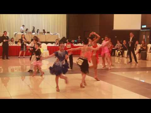Johor Stars of Tomorrow International Ballroom Dancing Championships 2016