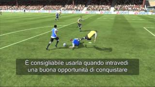 EA SPORTS FIFA 11 - Tutorial Difesa Base ITA