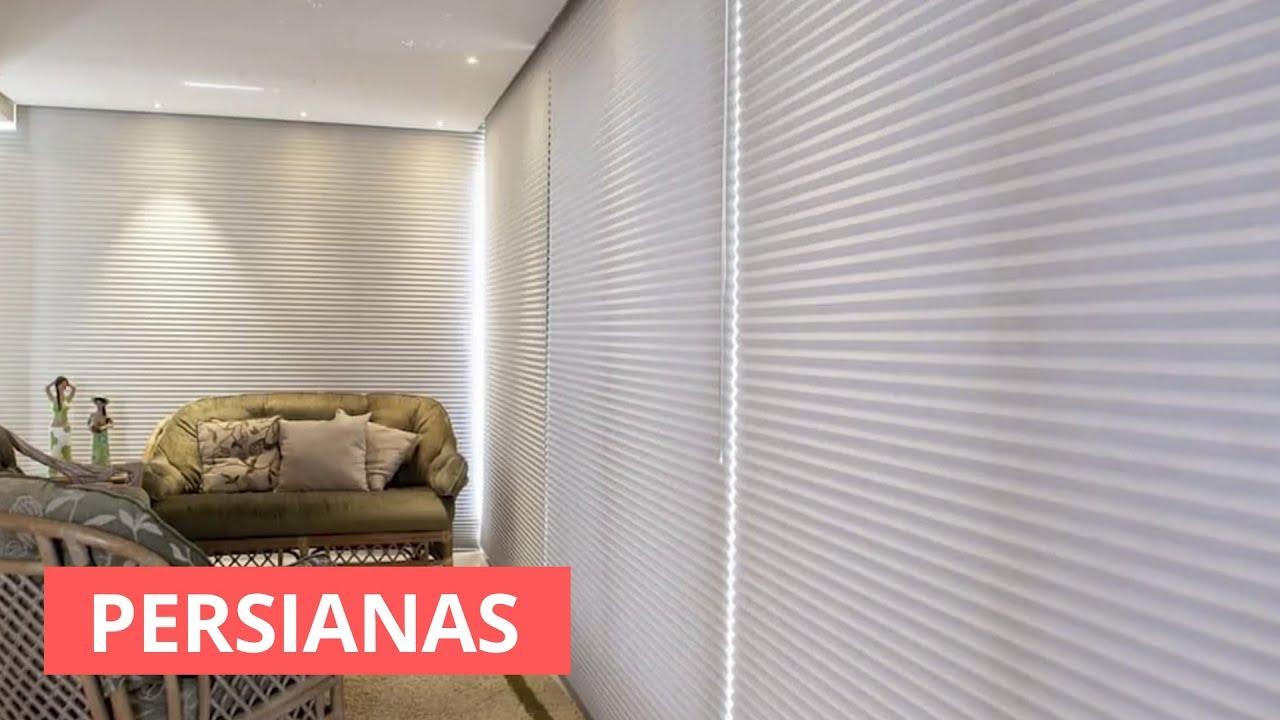 Como escolher persianas cortinas para sala youtube - Buscar cortinas para salas ...