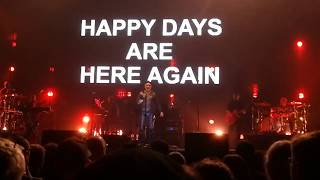Horace Andy / See a Man's Face (Massive Attack) Palais 12 31/01/2019