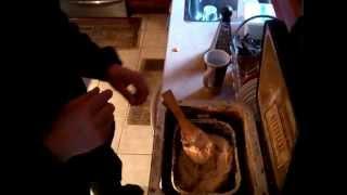 Как приготовить пышный хлеб без дрожжей. Часть 1