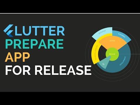 Flutter: Prepare App For Release   App Signing   Create JKS   1.4