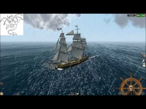 The Pirate Caribbean Hunt:ep 6/sea shanty
