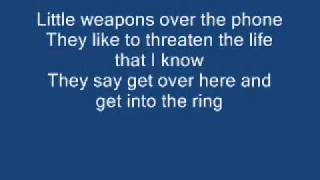 "Lenka - ""Roll with the Punches"" (Lyrics)"