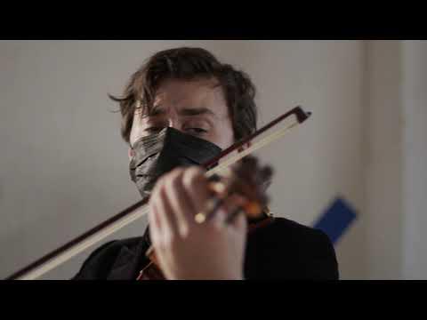Rogerson: Partita for violin - Benjamin Beilman