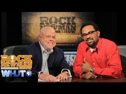 Mike Epps on The Rock Newman Show
