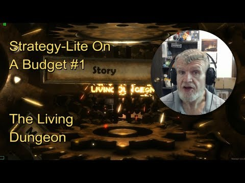 THE LIVING DUNGEON - Strategy-Lite On A Budget