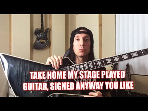 Jake Pitts Guitar