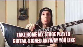 Jake Pitts Guitar Experience / Aelonia Play-through