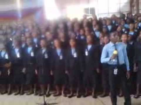 Download STAND BY THE LORDS CHOSEN YOUTH CHOIR