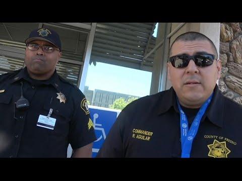 (Crazy) Fresno CPS Is Unprofessional. 5 Cops Come And Get Educated. 1st Amendment Audit Part 2