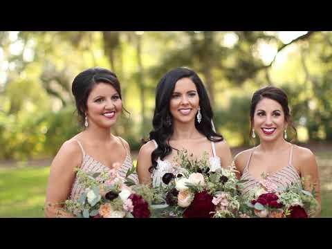 Bowing Oaks Plantation Wedding | Jordan + Quinlynn