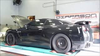 Reprogrammation moteur Nissan GTR 2011
