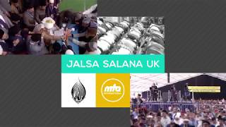 Jalsa Salana UK 2017 #JalsaConnect