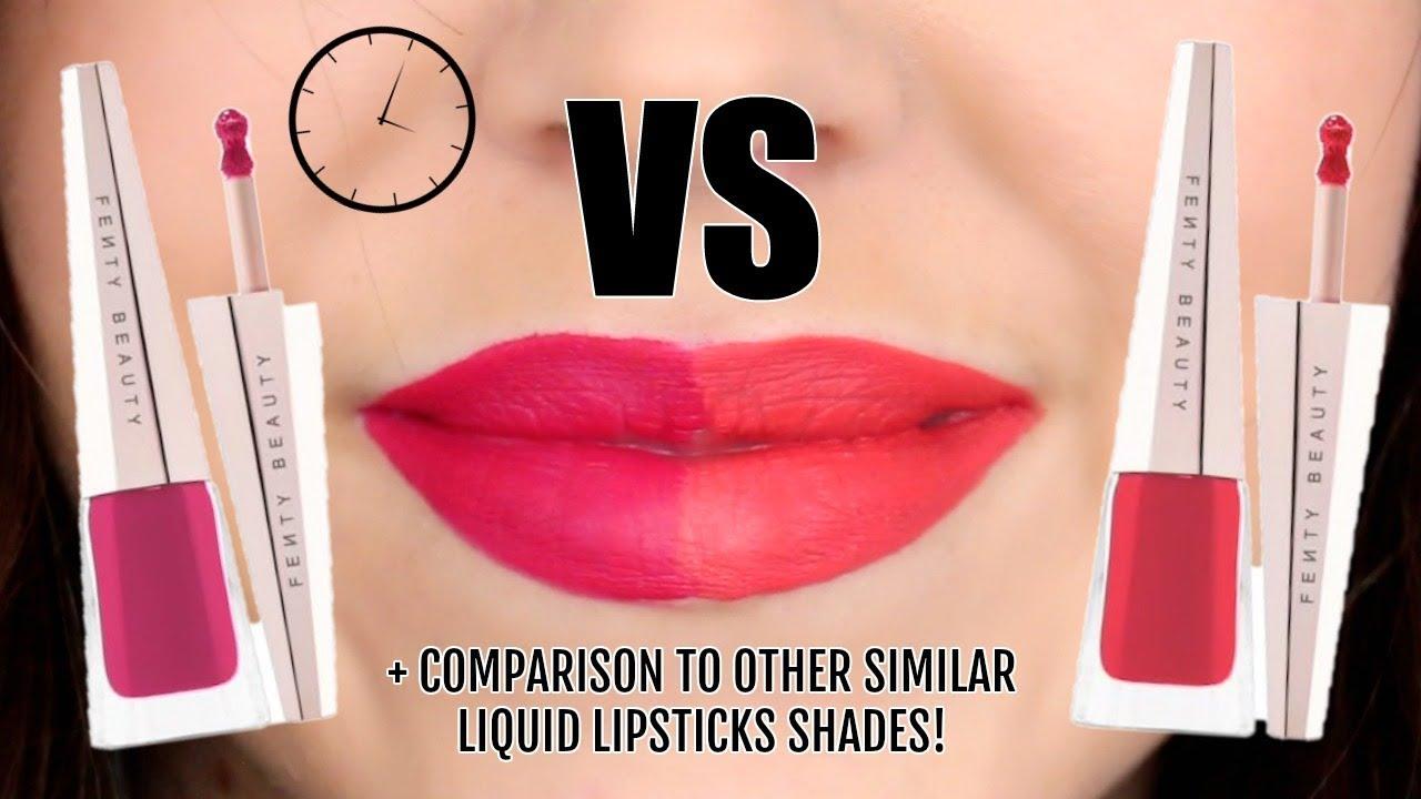 Stunna Lip Paint Longwear Fluid Lip Color by Fenty Beauty #6