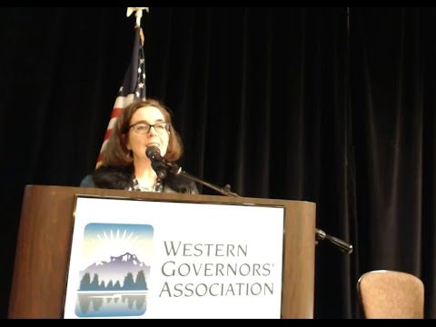 Opening Speeches: Oregon Governor Kate Brown, USFS Deputy Chief Leslie Weldon