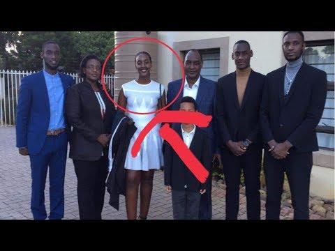 Ubwiza bw&39;umukobwa wa Kayumba Nyamwasa bwavugishije benshi