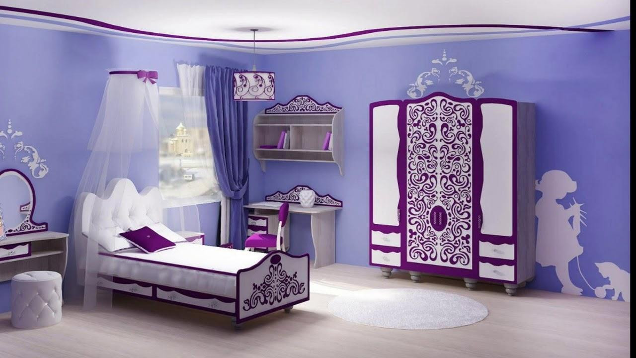 Cool 25 Light Purple Bedroom Paint Ideas - YouTube