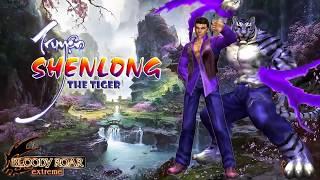 Bloody Roar Primal Fury/Extreme Story: Shenlong the Tiger [Vietsub - Phụ đề]