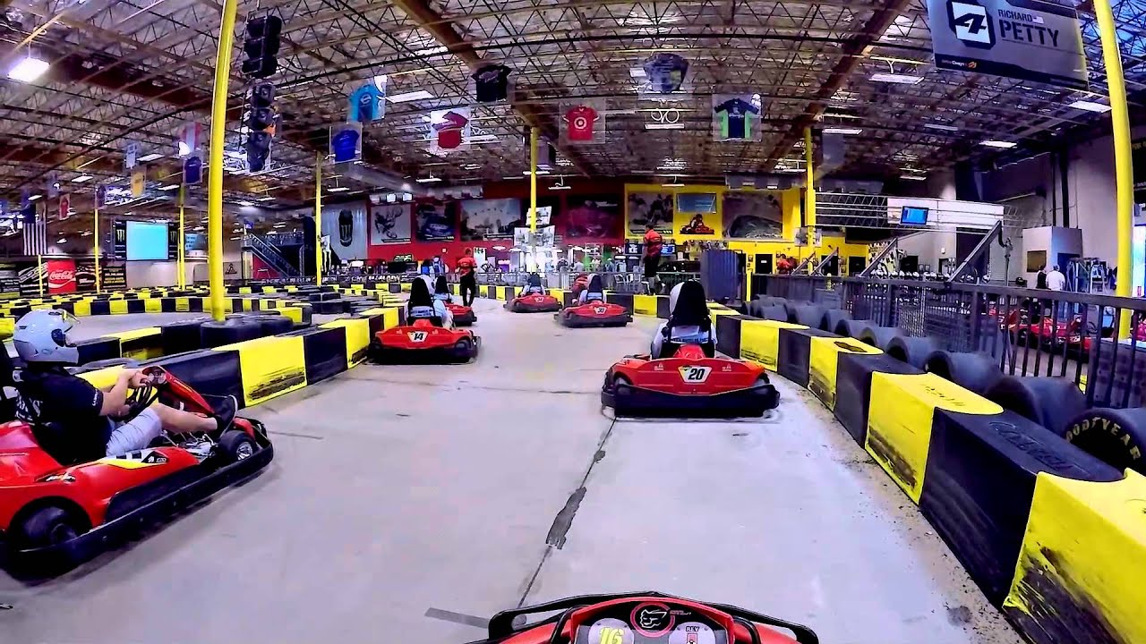 Go Kart Racing In Las Vegas
