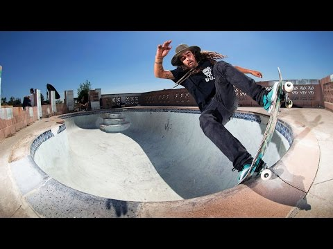 Skateboarding Videos 5 for 5 – Cody Lockwood Drops Fresh New Transition Tricks