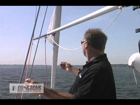 Selecting a Whisker Pole | West Marine