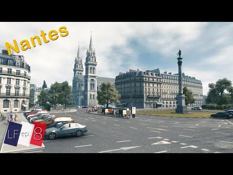 Cities Skylines: Little France - Building from Nantes new road infrastructure#8