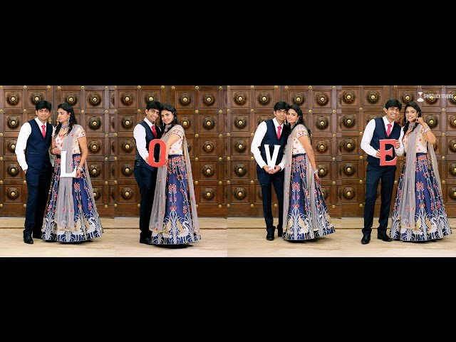Ajay Shri Sabari Candid Wedding film