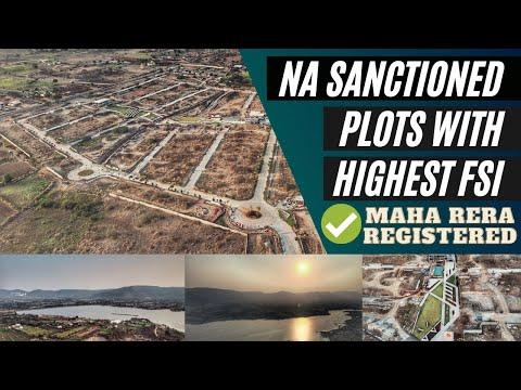 MahaRERA Registered Project | Sanctioned NA Bungalow Plots | Project Near Hinjawadi | Pune 2021