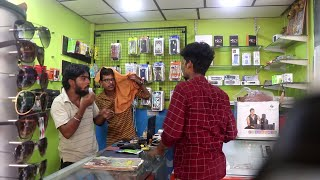 Phone shop prank Tamil | cell phone prank |orange mittai |sales men prank|