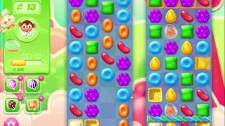 Candy Crush Jelly Saga Level 278 - Collect Monklings