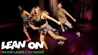 Major Lazer & DJ Snake - Lean On (feat. MØ) (Dance Tutorial)
